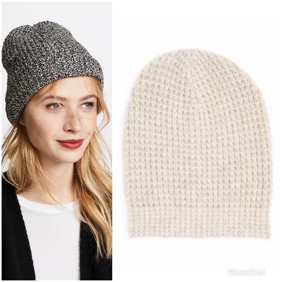 2bf07fe1326 Madewell Accessories - NWOT Madewell Billie Slouchy Beanie - Ivory